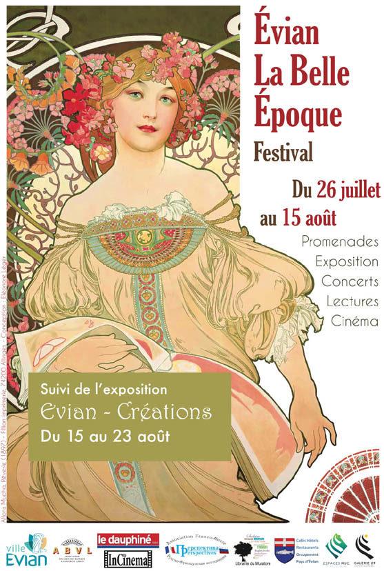 Festival Évian la Belle Époque 2020